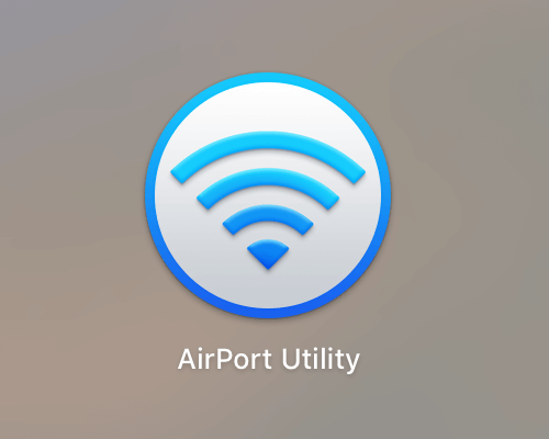 AirPort Utility